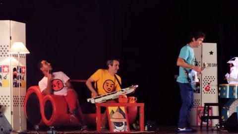 spectacle musical Les Mister de l'Ouest