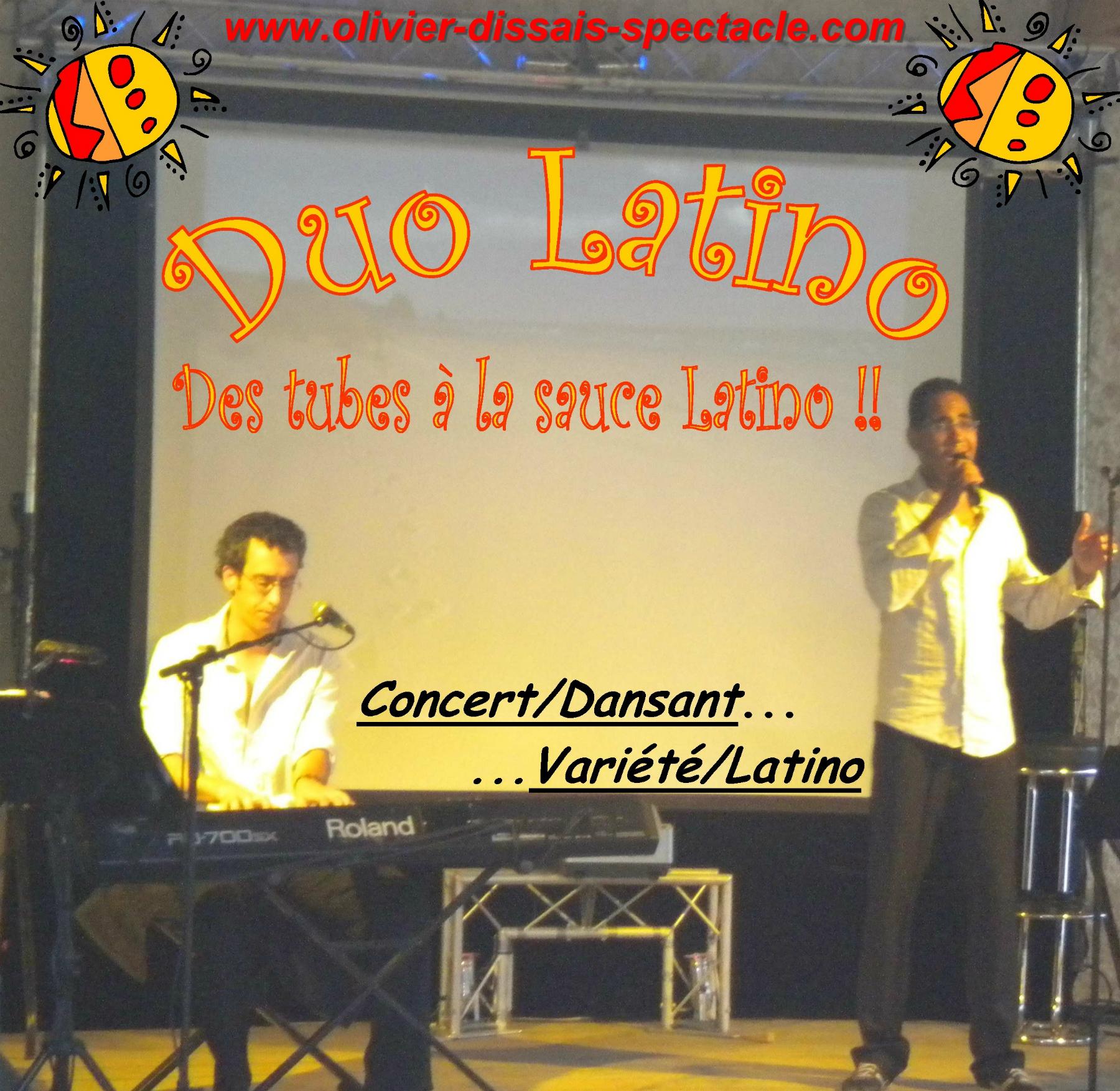 DUO LATINO en concert