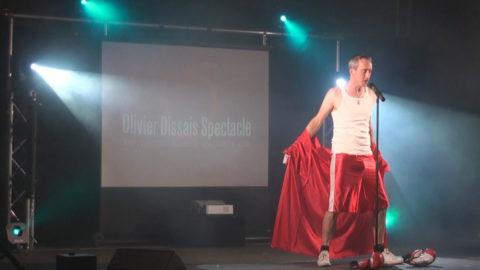 parodie et sketch par Olivier Dissais Spectacle