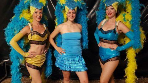 Danseuses cabaret