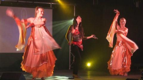tableau cabaret oriental