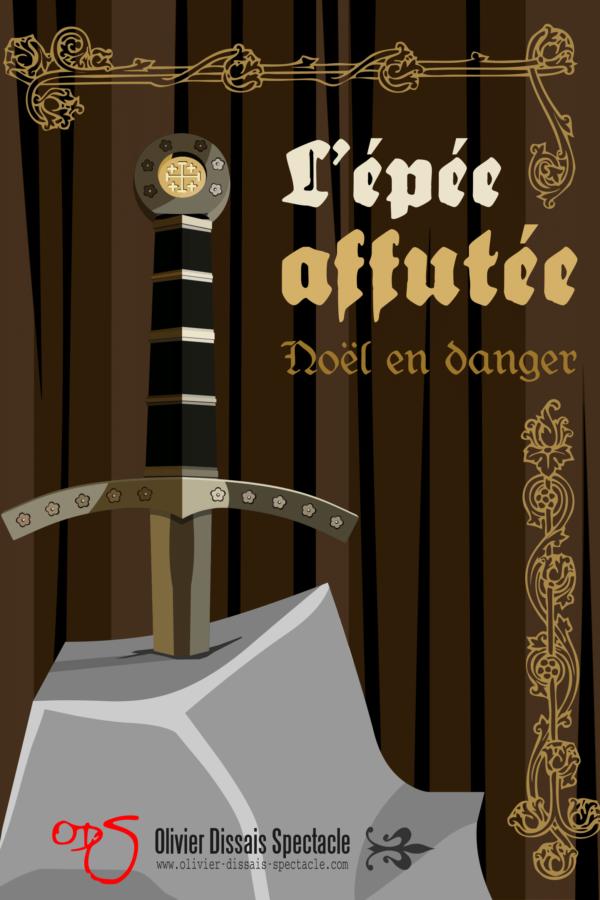 l'épée affutée